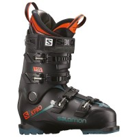 Salomon X PRO 120 (Blk/Blue/Orange -19)